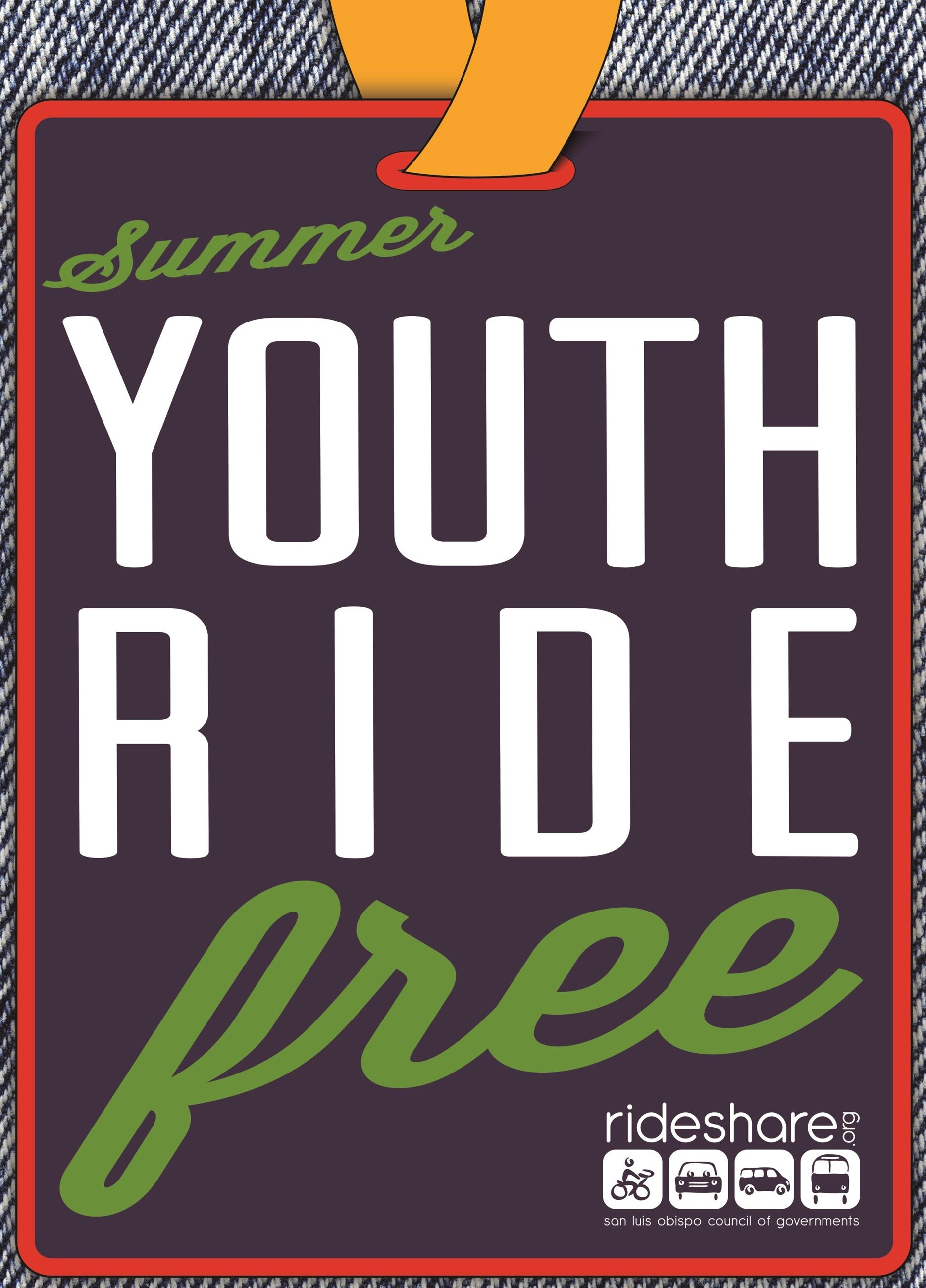Youth Ride Free image 2017