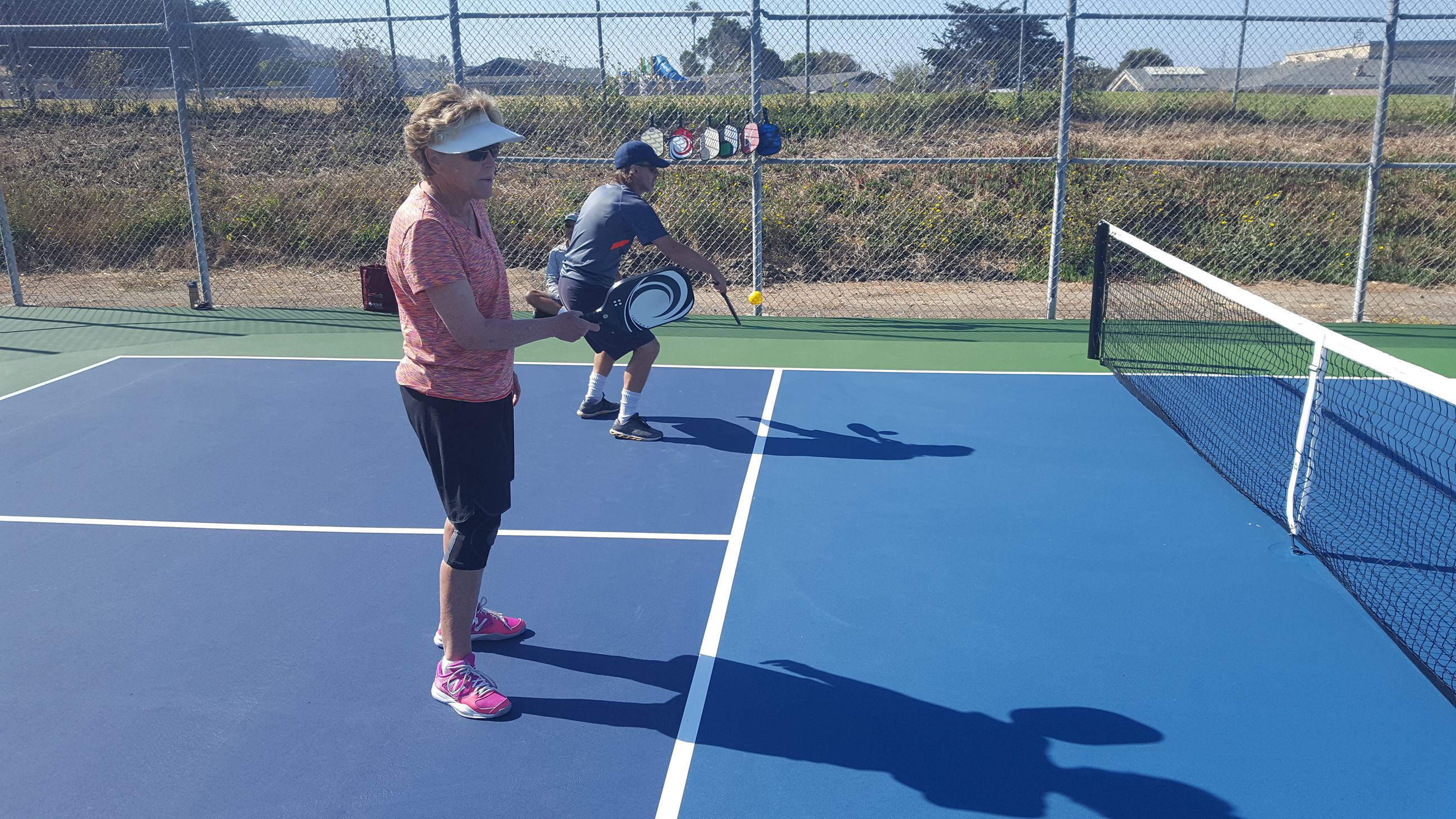 pickleball court 1