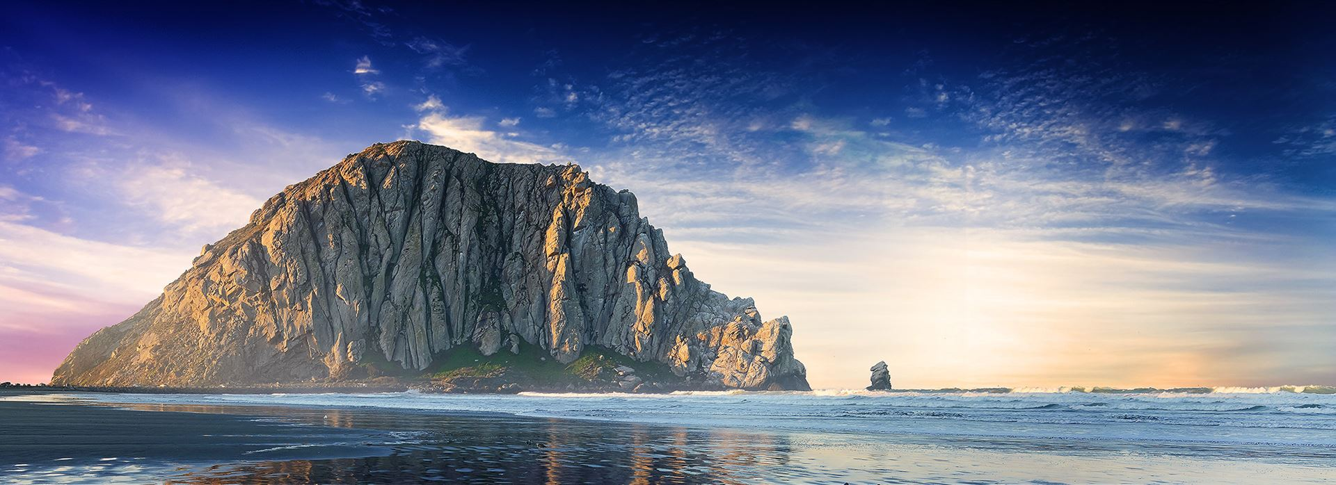 Morro Rock Beach | City of Morro Bay - Official Website